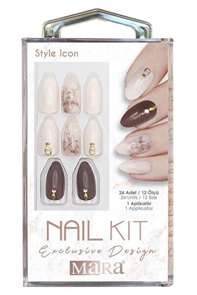 Mara Takma Tırnak - Nail Kit Style Icon 0869988590373