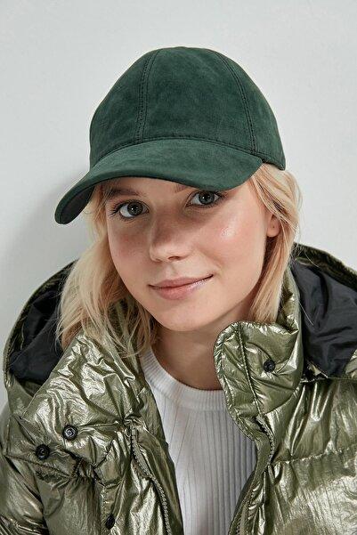 Y-London Unisex Yeşil Spor Şapka 13508