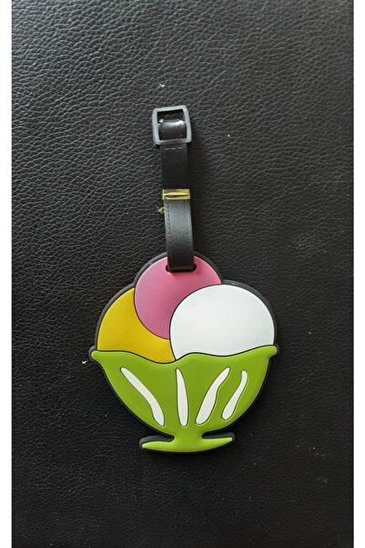 MAYA ArtDeco Çanta Valiz Etiketi Dondurma Kasesi 16cm