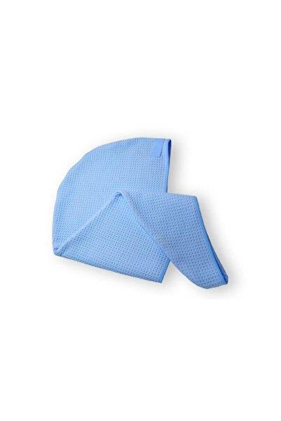 Silva Mikrofiber Mavi Saç Bonesi 1 Adet