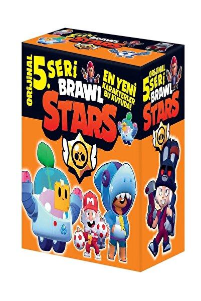BRAWL STARS Orjinal Son Seri 2020 5.seri Oyun Kartı 360 Adet Orjinal Oyun Kartları 120 Paket