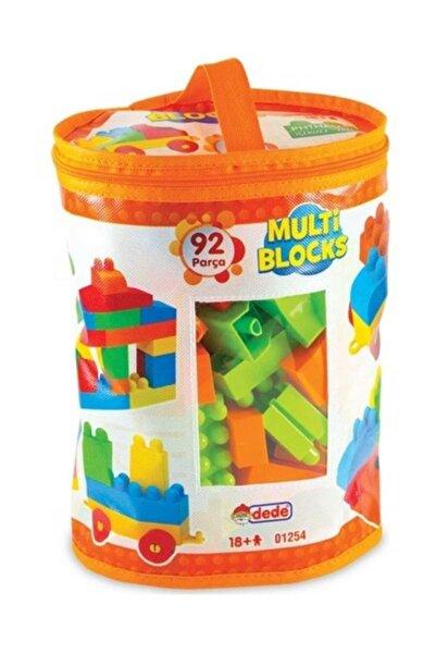 DEDE Multi Blocks 92 Prç