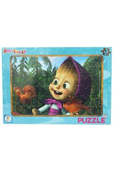 pazaristanbul Maşa Ile Koca Ayı Puzzle 48 Parça