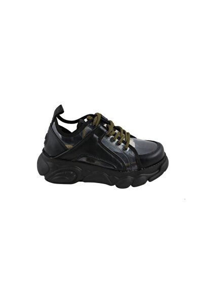 Buffalo Kadın Siyah Ayakkabı Bn16301581