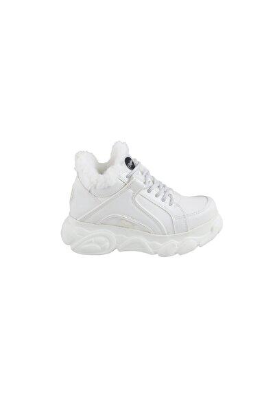 Buffalo Kadın Beyaz Ayakkabı Bn16301561