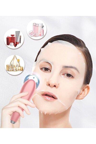 Ocean Pembe Akıllı Maske Terapi Cihazı Ve 5 Adet Maske