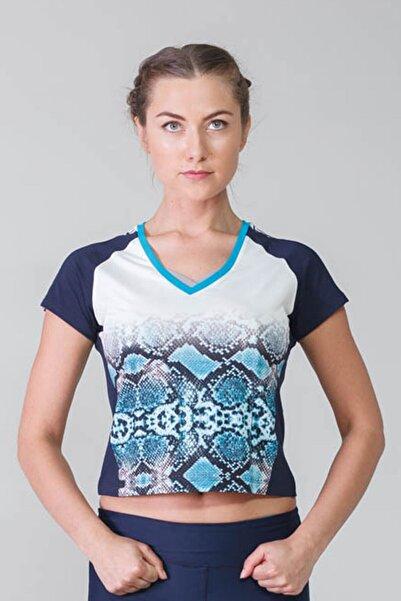 bilcee Pamuklu Kadın T-Shirt CW-9140