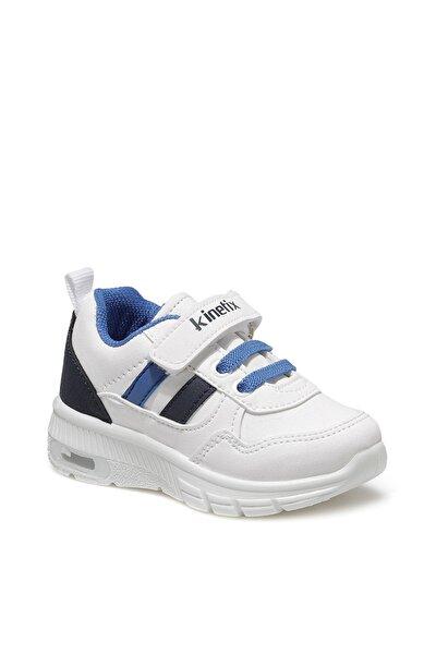 Kinetix Sander Pu Beyaz Erkek Çocuk Yürüyüş Ayakkabısı