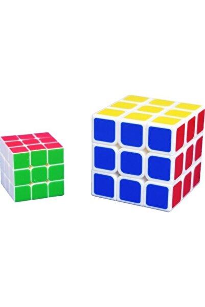 Toys e Toys 2'li 3x3 Zeka Küpü Akıl Küpü Rübik Küp