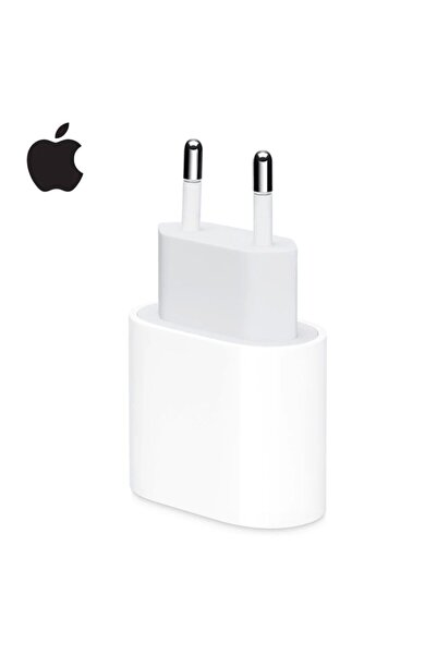 Apple 20w Usb-c Power Adaptör Whıte
