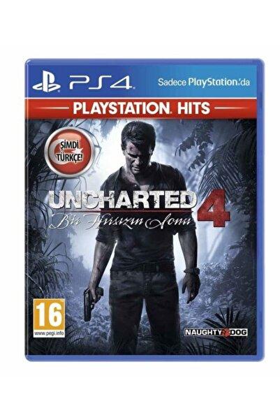 Naughty Dog Uncharted 4: Bir Hırsızın Sonu  - Türkçe Dublaj Ps4 Oyun