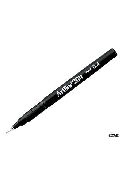 artline 200 Fineliner 0,4 Kalem