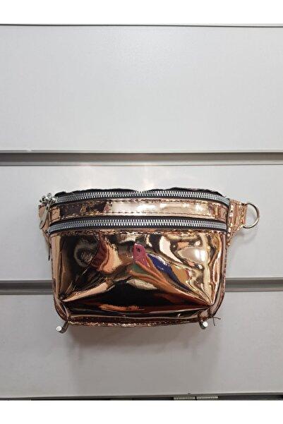 Emre Çanta Kadın Aynalı Bel Çantası