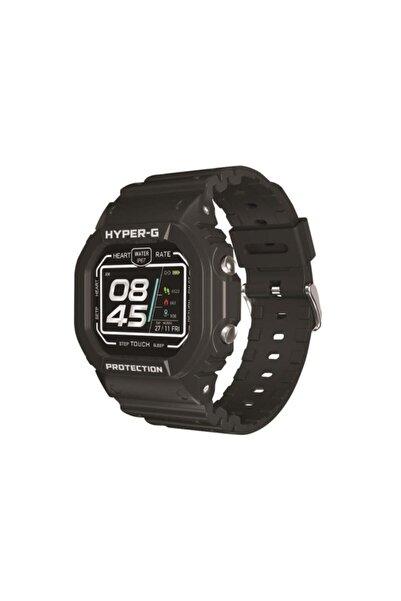 Polosmart Siyah Akıllı Saat  Pssw08 Hyper-g