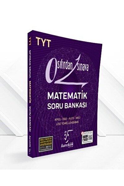 Karekök Yayınları Tyt Sıfırdan Sınava Matematik Soru Bankası
