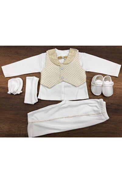 babybella Erkek Bebek Mevlüt Kıyafeti