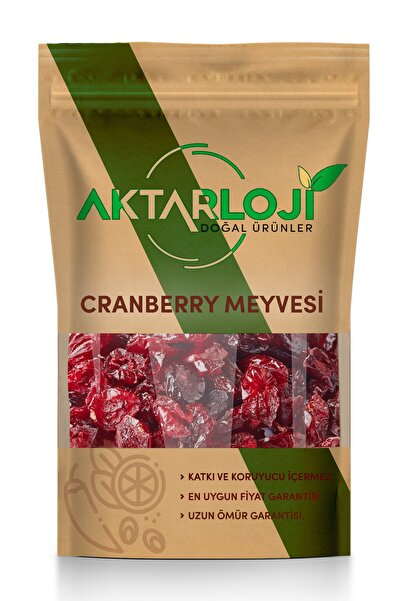 aktarloji 100 gr Cranberry Yaban Mersini
