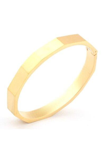 Welch Gold Kelepçe Kadın Çelik Bileklik