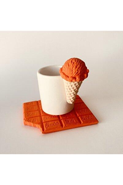 Madam Sanat Özel Tasarım Kahve Fincanı