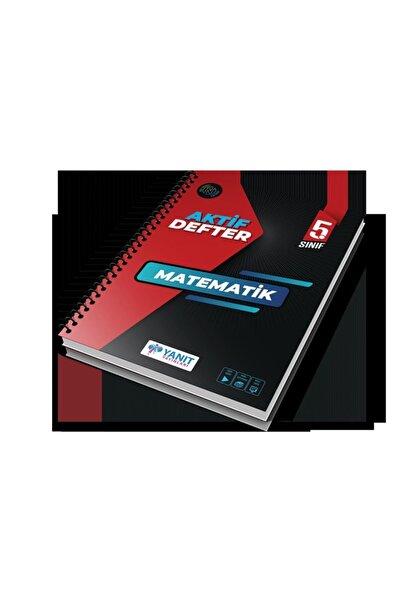 Yanıt Yayınları Yanıt 5. Sınıf Matematik Aktif Defter