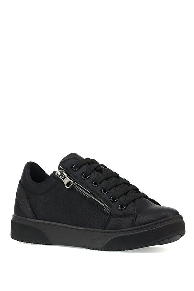 İnci Mukacev.z 1pr Siyah Kadın Havuz Taban Sneaker