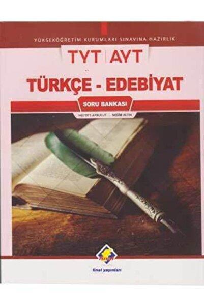 Final Yayınları Final Yks Tyt Türkçe Edebiyat Soru Bankası