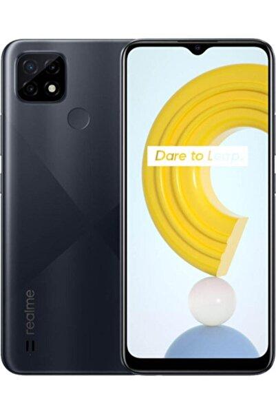 Oppo Realme C21 64GB Siyah Cep Telefonu (Realme Türkiye Garantili)