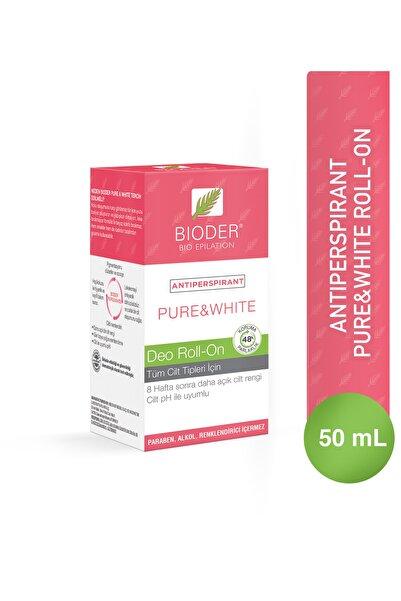 Bioder Antiperspırant Pure&white Roll-on 8680512631071