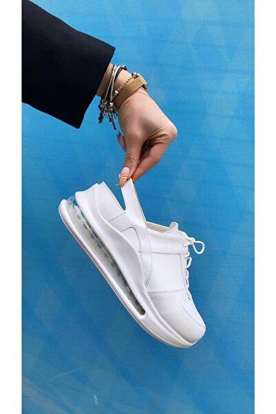 TERLİKSABO Beyaz Supermax Sneaker