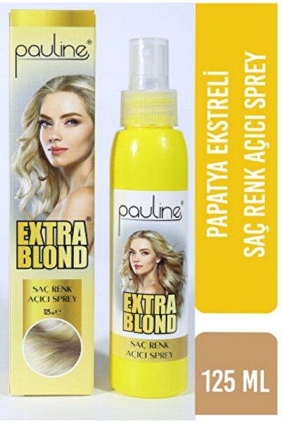 Pauline Doğal Saç Açıcı Sprey - Extra Blond 125 ml