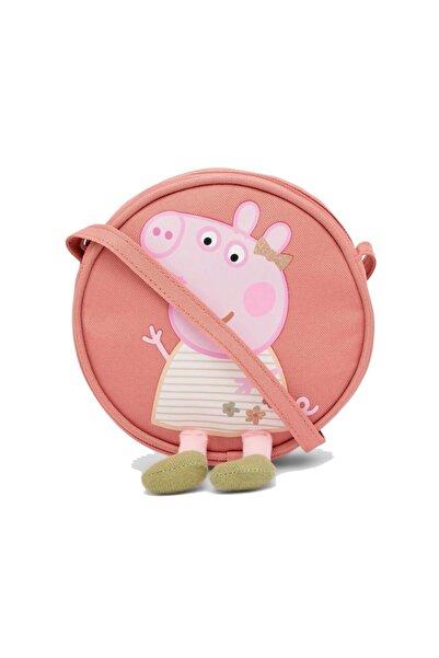 name ıt Peppa Pig Kız Çocuk Pembe Çanta