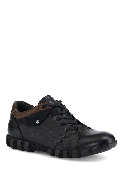 OXIDE Siyah Erkek Günlük Ayakkabı