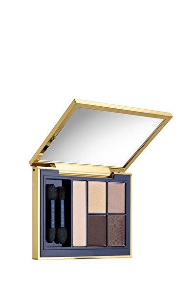 Estee Lauder Göz Farı Paleti - Pure Color Envy Sculpting Eyeshadow 5-color Palette - Ivory Sand 7gr 887167579903