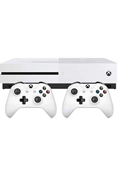 MICROSOFT Xbox One S - 2 Kol -500 Gb-teşhir Ürünü-12 Ay Garantili