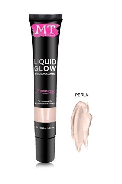 Makeuptime Mt Sıvı Aydınlatıcı Tüp Perla 20 ml