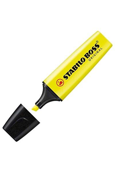 Stabilo Sarı Fosforlu Kalem