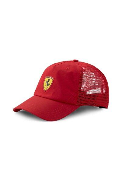 Puma Scuderia Ferrari Sportswear Race Trucker Şapka