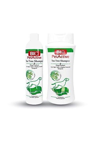 Bio PetActive Şampuan Çayağaç 400 ml