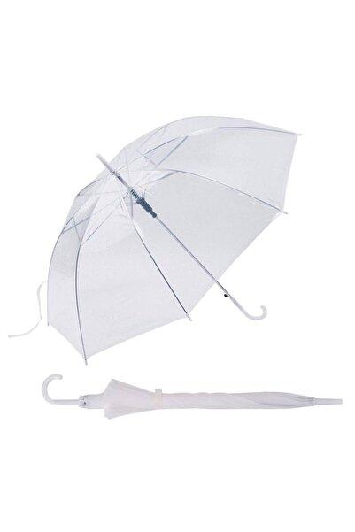 RoseRoi Şeffaf Şemsiye Çocuk Okul Şemsiyesi