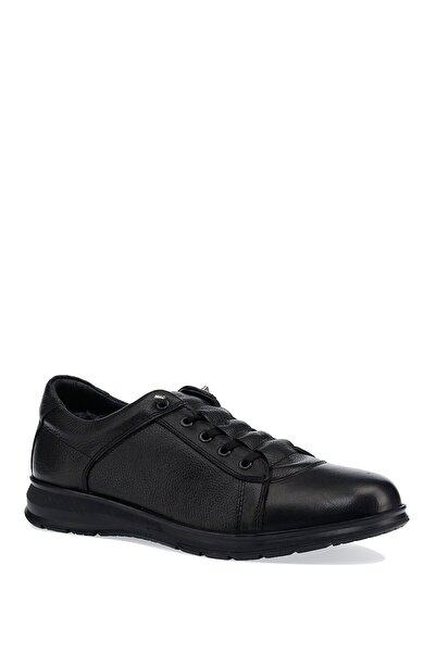 Flogart Int1120k201-krk Siyah Erkek Ayakkabı