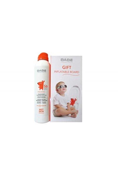 Babe Pediatric Çocuklar Için Transparan Güneş Spreyi Spf50 200ml
