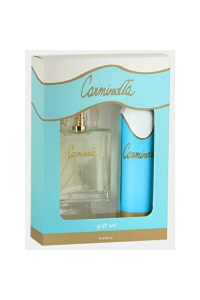 Carminella Classic Edt 100 ml Kadın Parfüm ve Classic 150 ml Deo Set 8690973371348