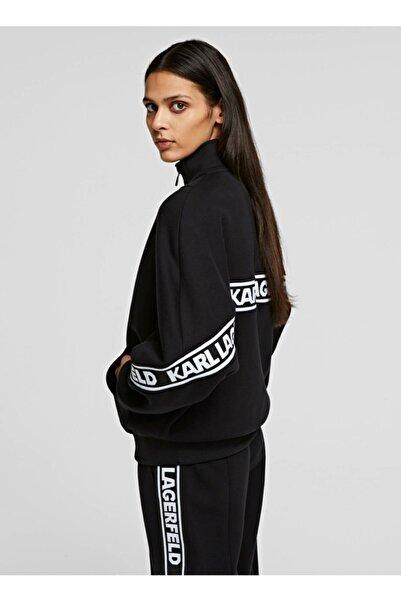 Karl Lagerfeld Siyah Sweatshirt