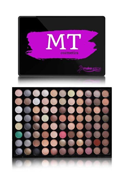 Makeuptime Mt 88'li Kahve Ton Far Paleti