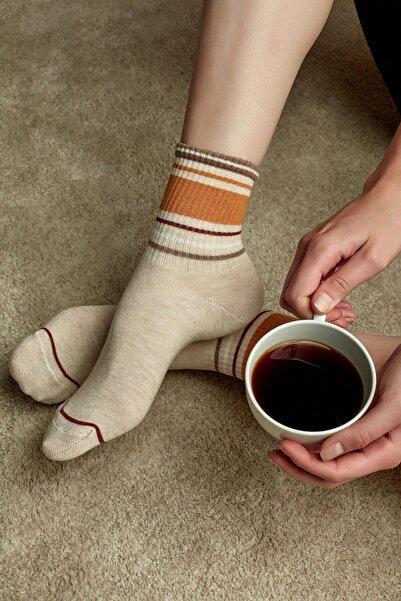 Penti Kar Melanj Cool Cember Soket Çorap