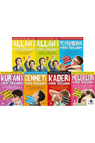 Uğurböceği Yayınları Özkan Öze Allah'ı Merak Ediyorum Serisi 7 Kitap Set