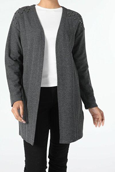Colin's Kadın Antrasit Kadın Ceket .CL1055571_Q1.V2_ANT
