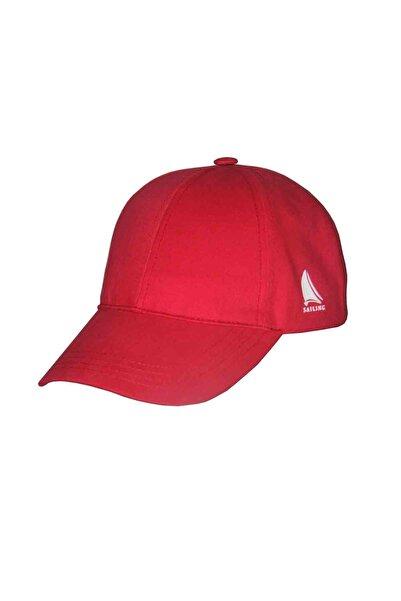 Bay Şapkacı Unisex Sailing Kep 7820 Kırmızı