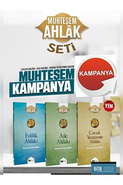 Siyer Yayınları Muhteşem Ahlak Serisi - Muhammed Emin Yıldırım 3 Kitap