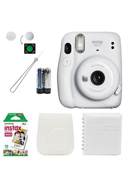 Fujifilm Instax Mini 11 Hediye Seti Beyaz